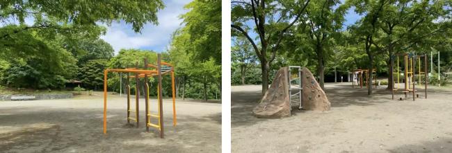 三里塚公園遊具