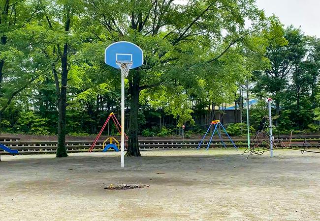 三里塚公園バスケット