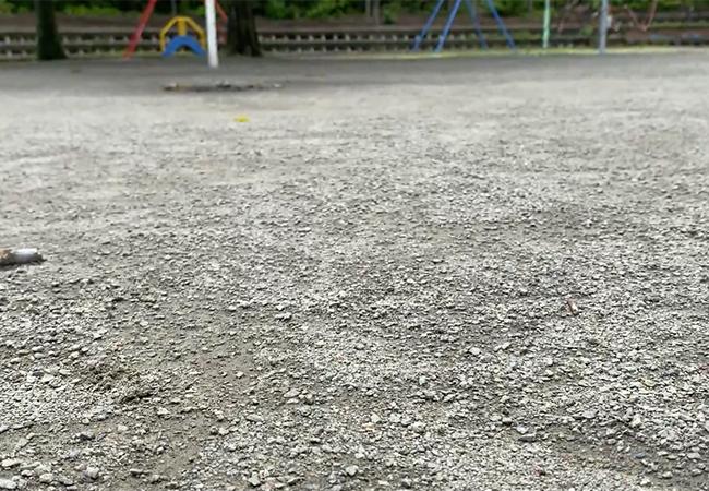 三里塚公園バスケットコート