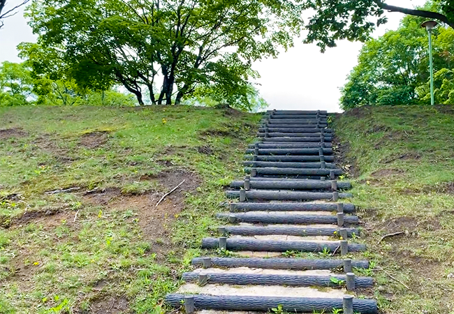 三里塚公園園路