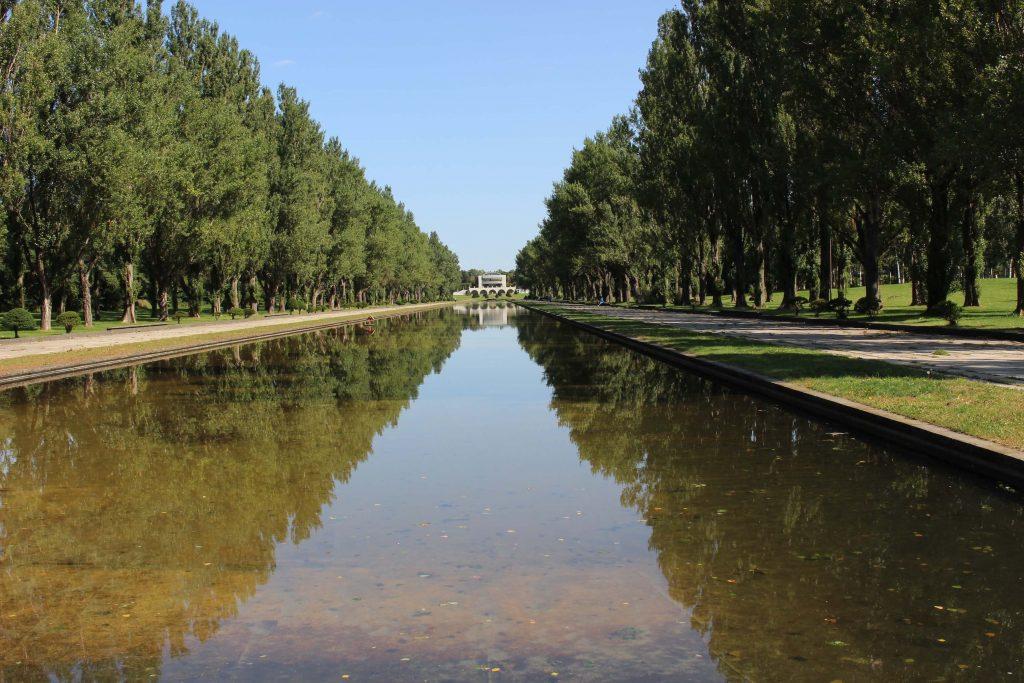 前田森林公園カナール