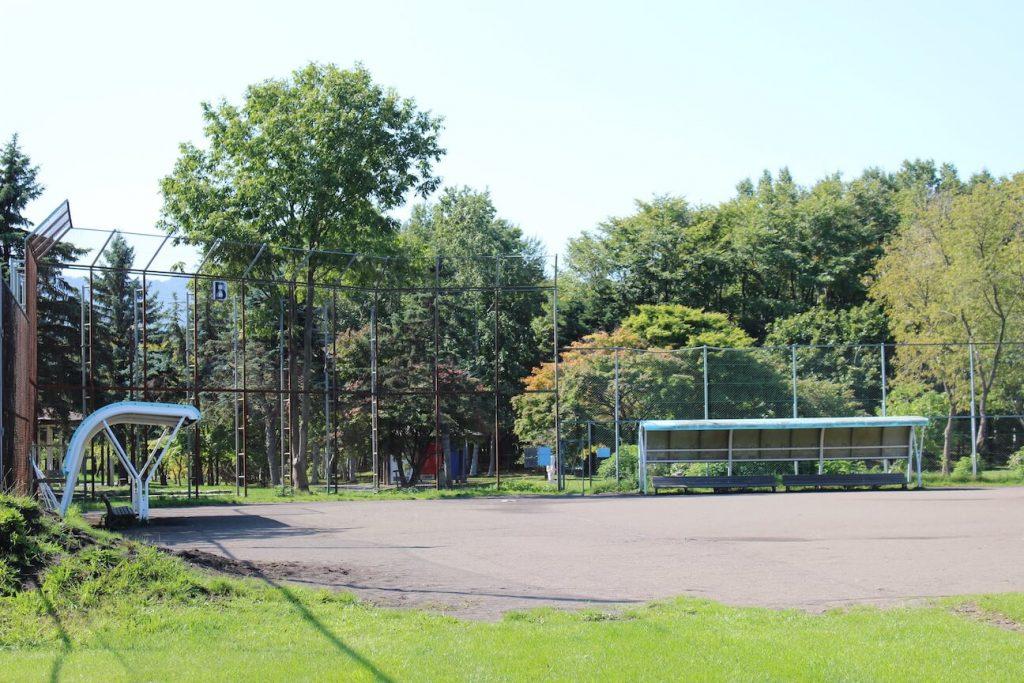 前田森林公園野球場