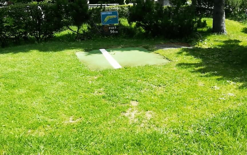 川下公園 パークゴルフ