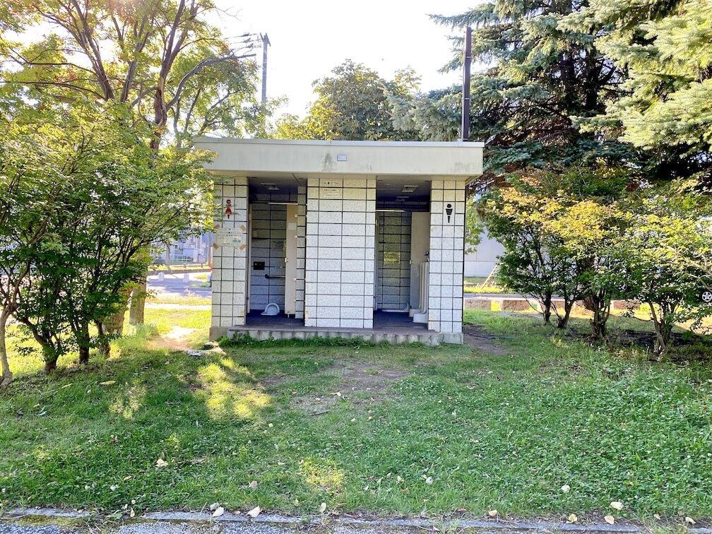 屯田みずほ東公園 トイレ