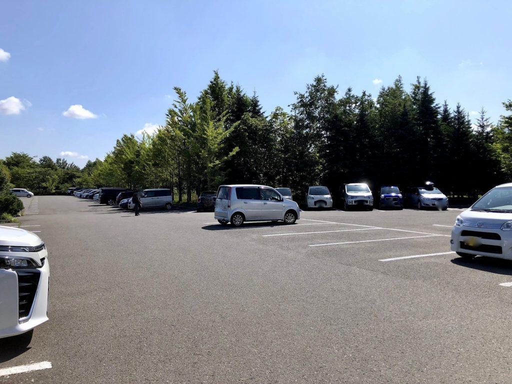 川下公園駐車場