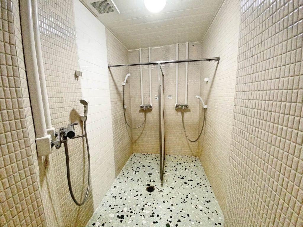 アカシヤ若者センター シャワー室