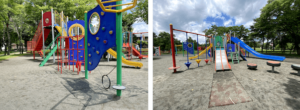 稲積公園 遊具