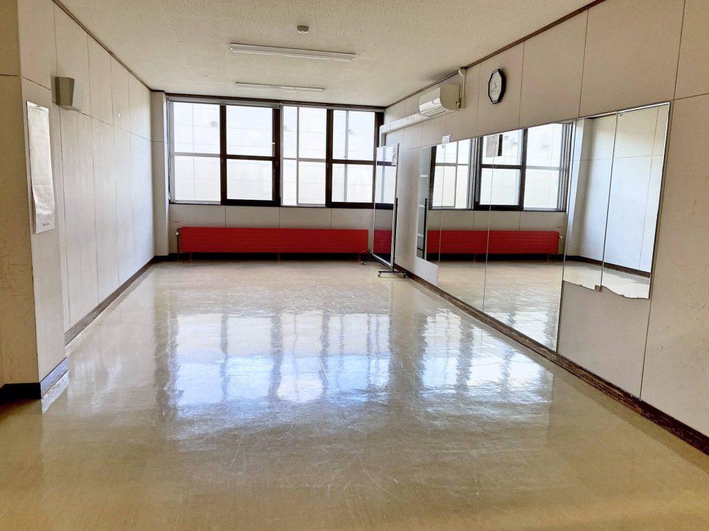 アカシヤ若者センター 活動室3