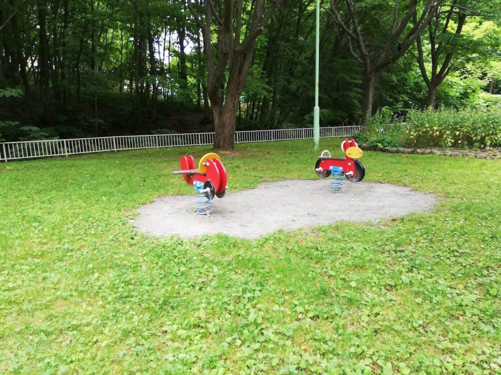 青葉中央公園 遊具