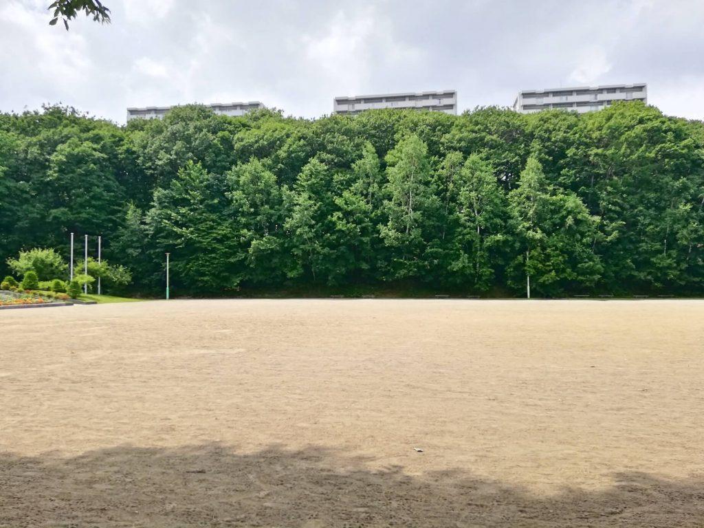 青葉中央公園 運動広場