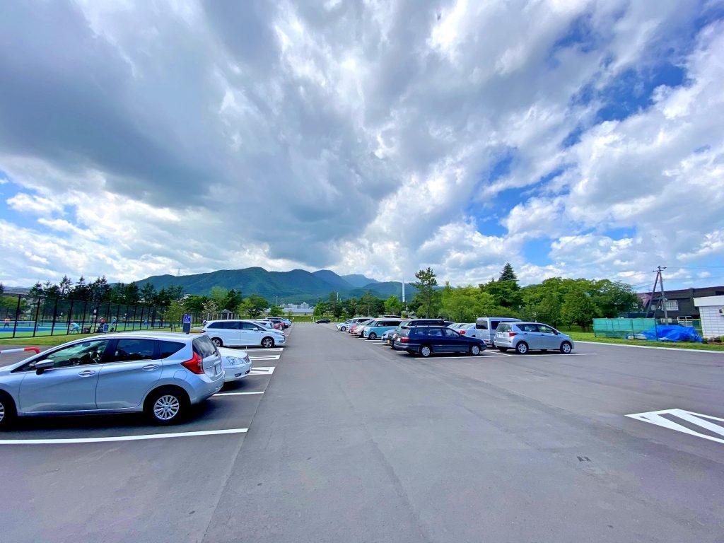 稲積公園 駐車場