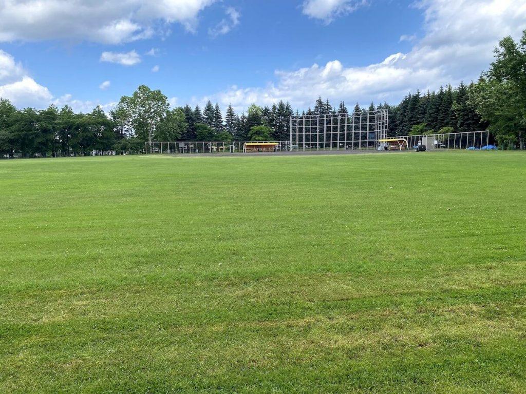 稲積公園 野球場