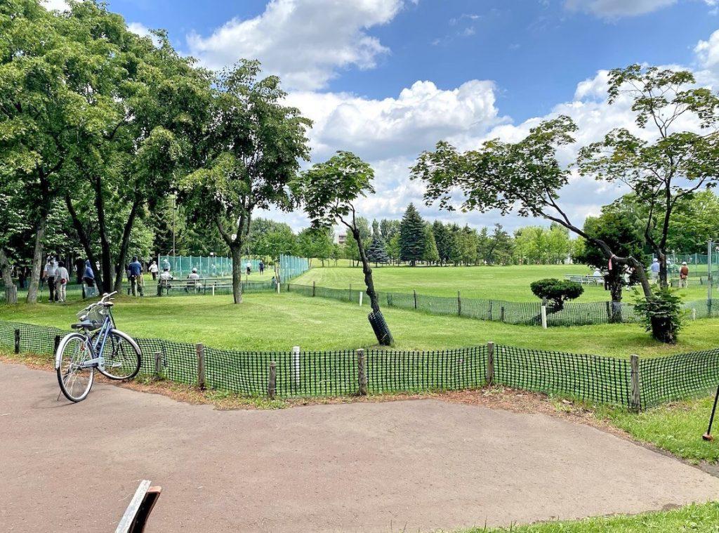 稲積公園 パークゴルフ