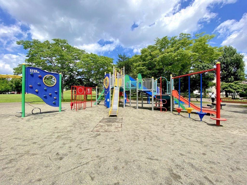 稲積公園 遊具広場