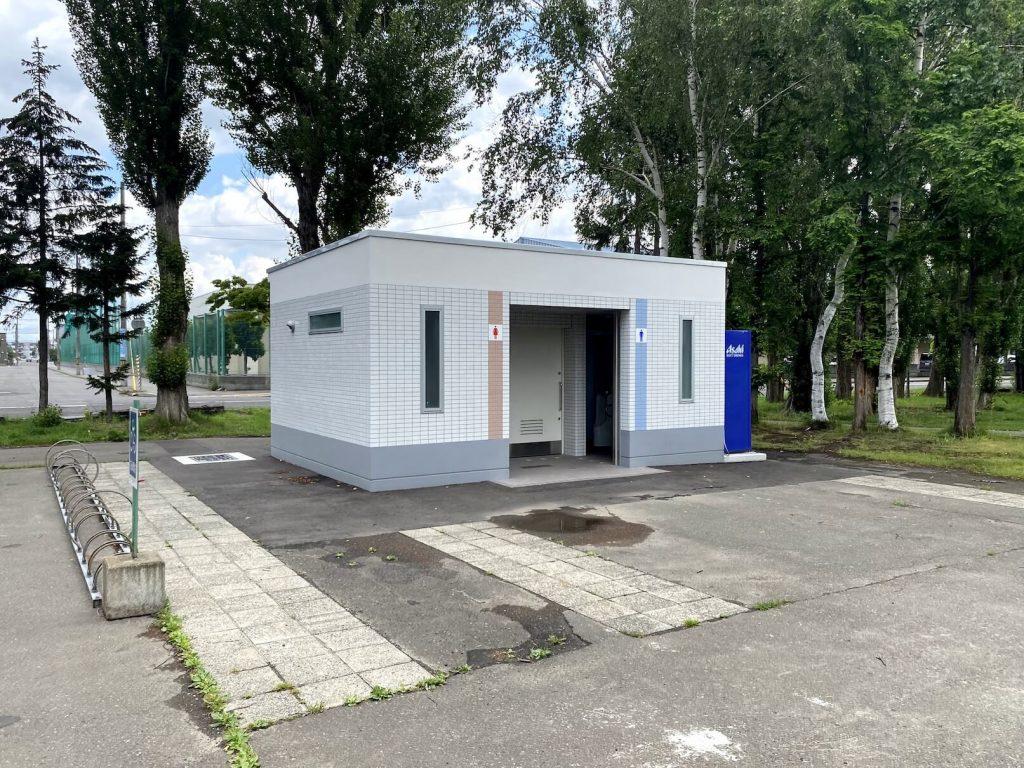 稲積公園 トイレ