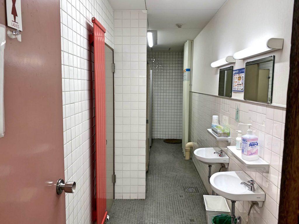 アカシヤ若者センター トイレ