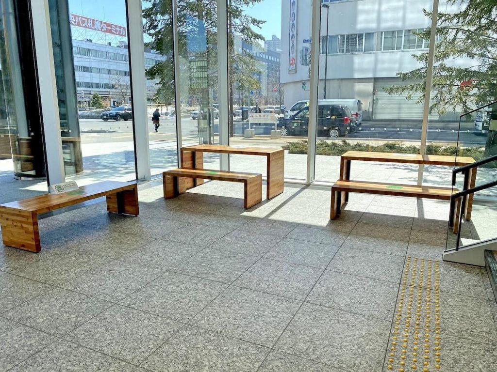 札幌図書情報館 1階