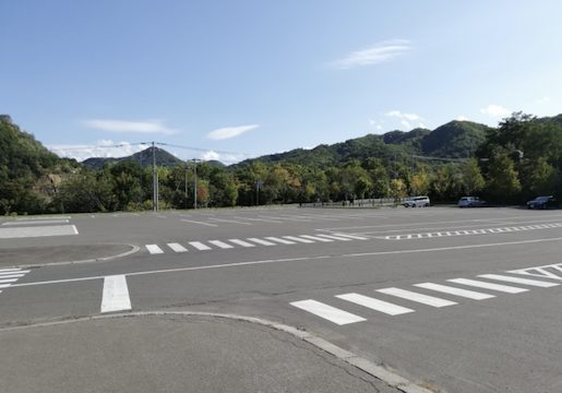 五天山公園駐車場