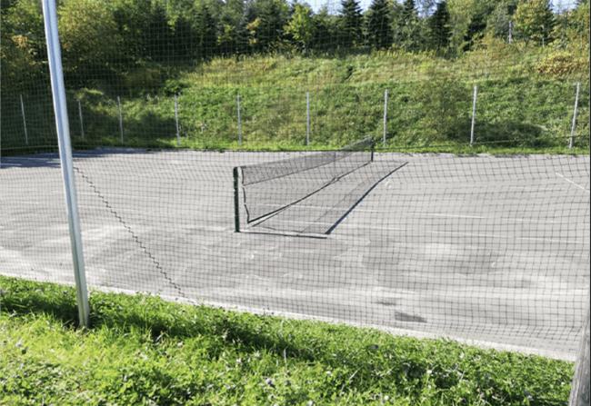 五天山公園テニスコート