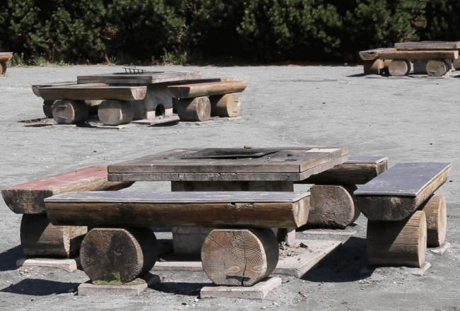 川下公園ピクニック広場