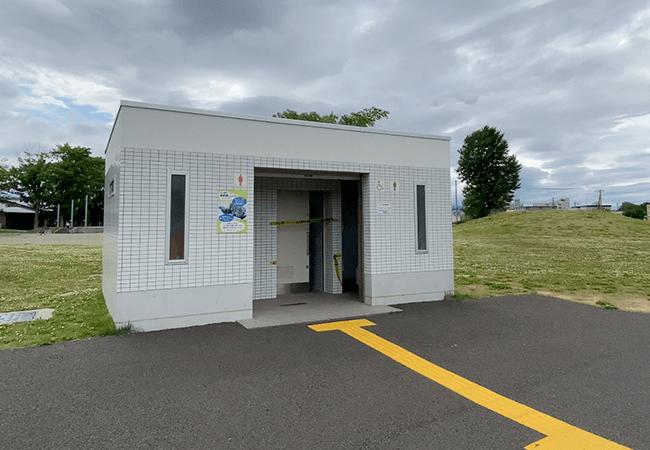 北郷公園トイレ