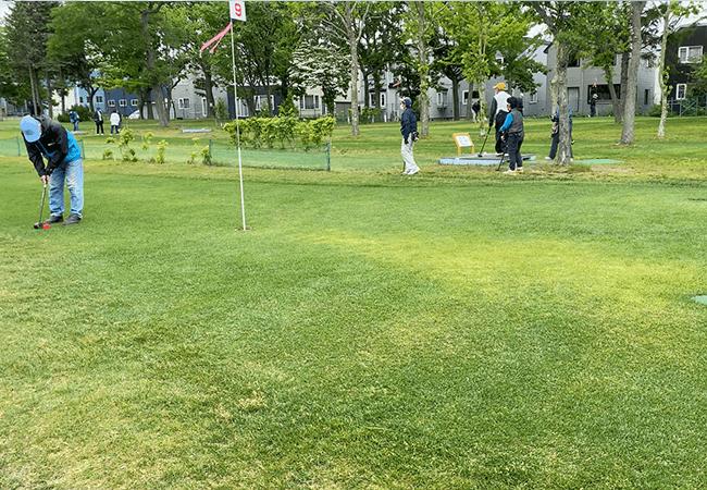 北郷公園パークゴルフ