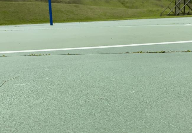 五天山公園バスケットコート