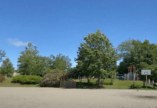 北野ふれあい公園多目的広場