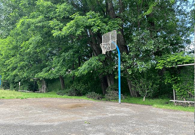 曙西緑地バスケットコート
