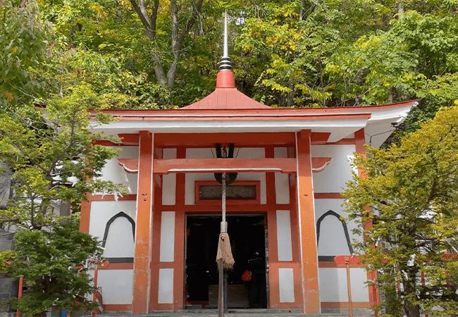 岩戸観音堂