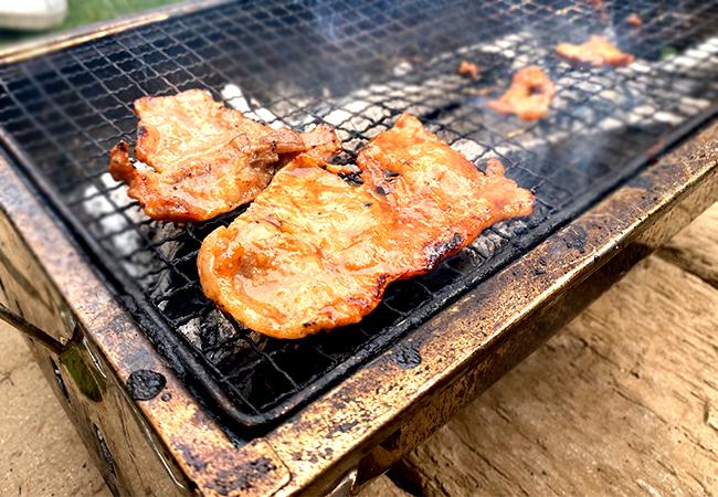 肉のサンビーム豚ジンギスカン