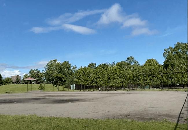 北野中央公園野球場