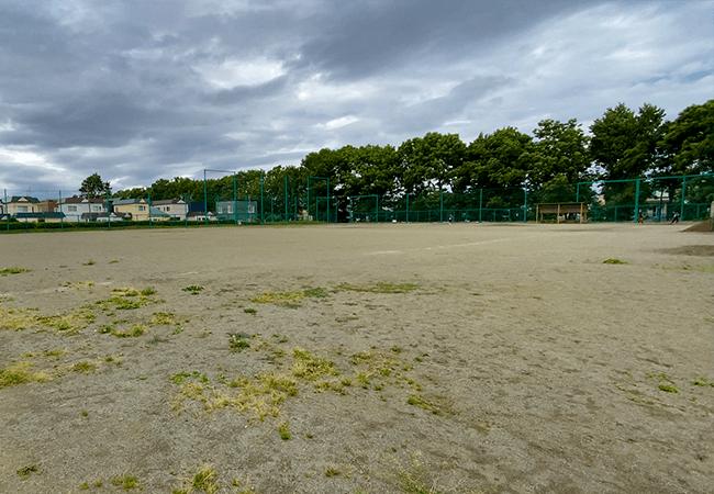 北郷公園野球場