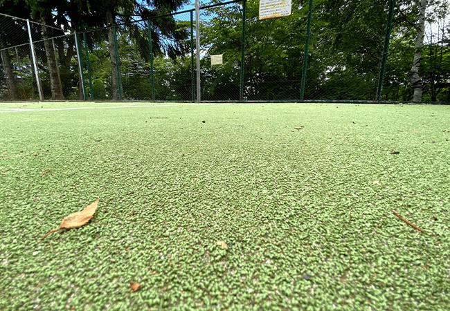 金山公園バスケットコート