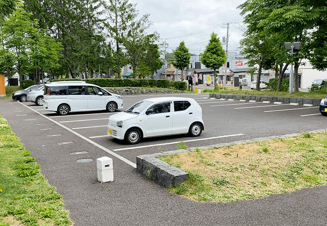 北郷公園駐車場