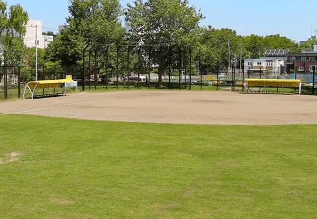 伏古公園野球広場