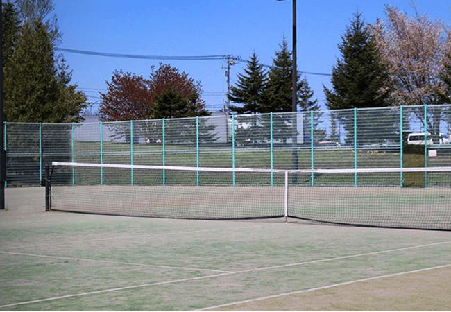 つつじヶ丘公園テニスコート