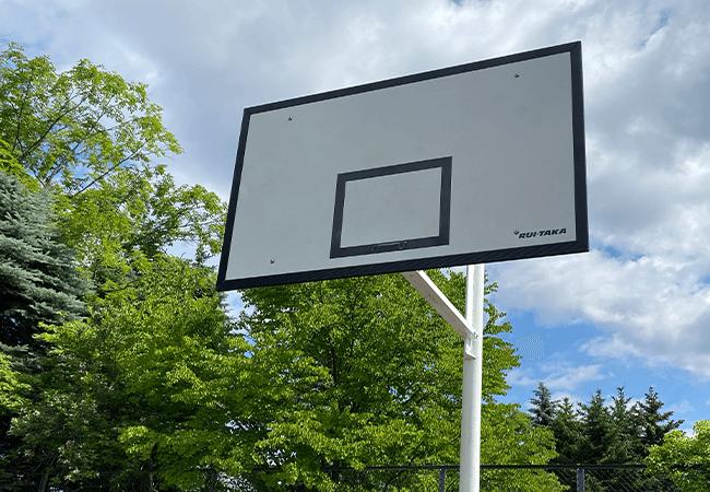 新光公園バスケット
