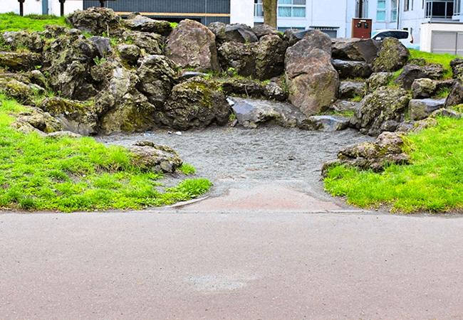 東札幌公園砂場