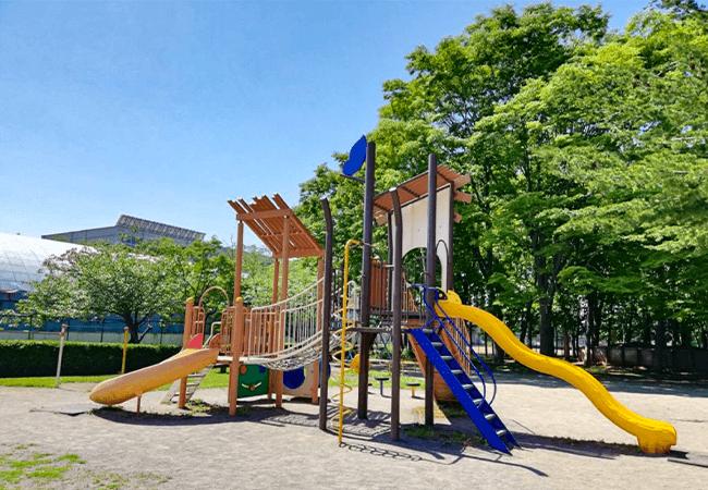 伏古公園遊具