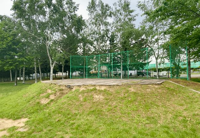 澄川北緑地ステージ