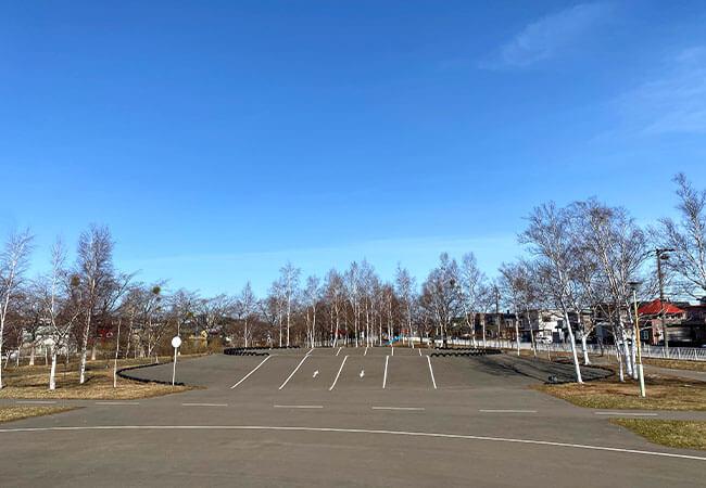 もみじ台自転車公園
