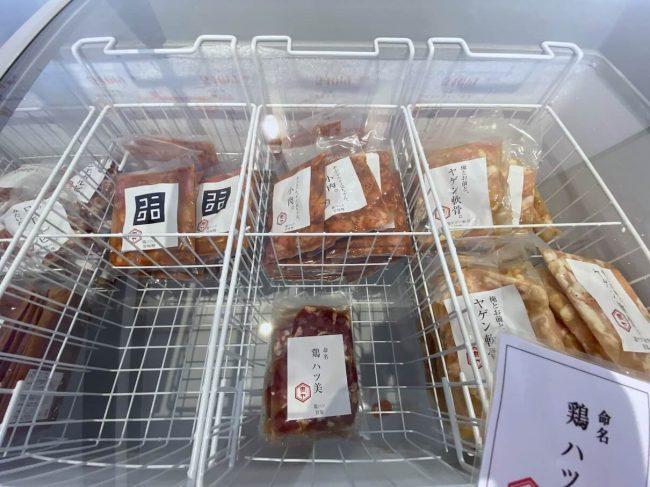 肉屋の肉ヤ 商品