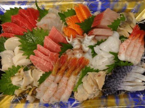 かねしげ鮮魚店