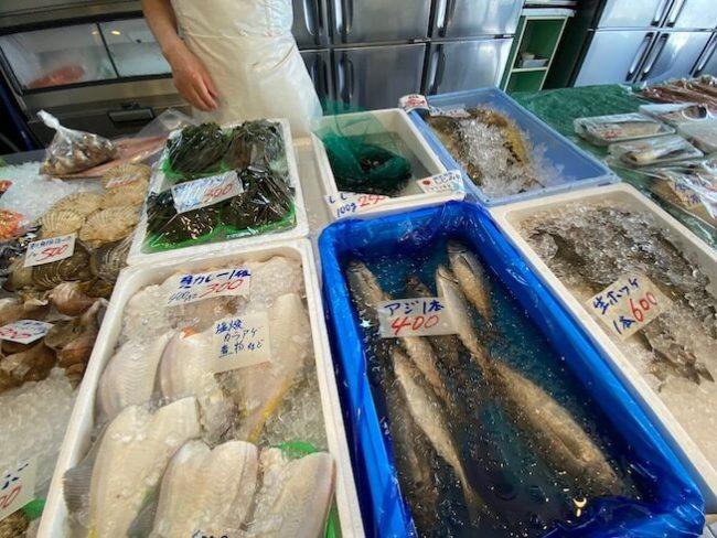 石川水産 魚