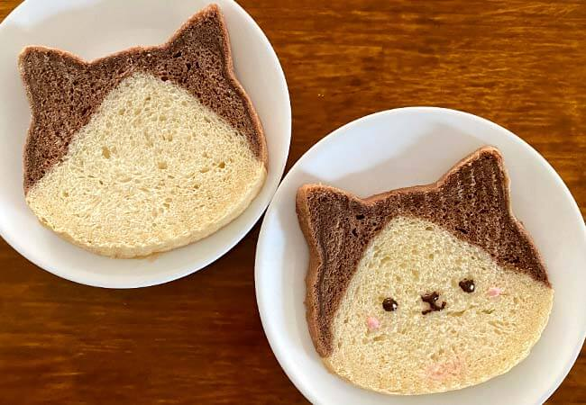 tocchan cafe(トッチャンカフェ)にゃんこパン